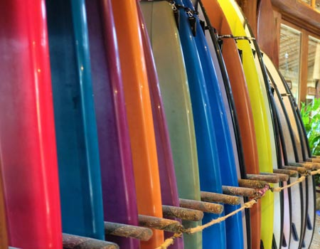Surf Rack Hp