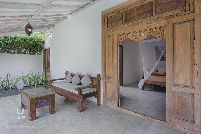 Unik Bali Villa A Vendre Bulan Room 01 Front