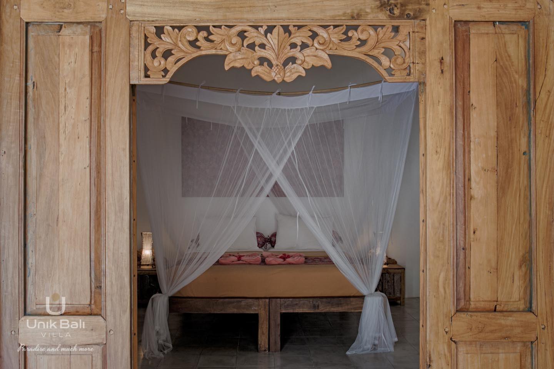 Unik Bali Villa A Vendre Bulan Room 02 Front