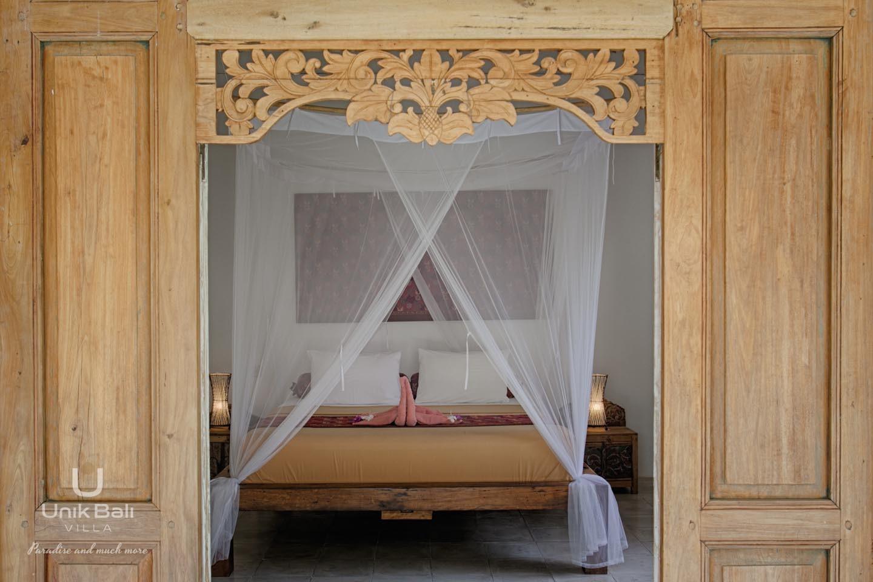 Unik Bali Villa A Vendre Bulan Room 03 Front