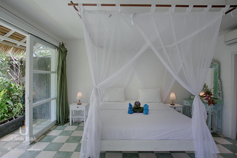 Unik Bali Villa A Vendre Purnama Room 02 Bed View 03