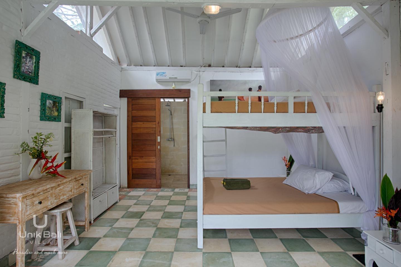Unik Bali Villa A Vendre Purnama Room 03 Bed View 02