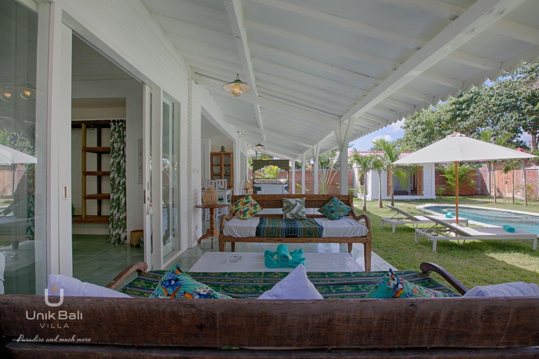 Unik Bali Villa Casa Maiko A Vendre 10 Terrasse Principale View2