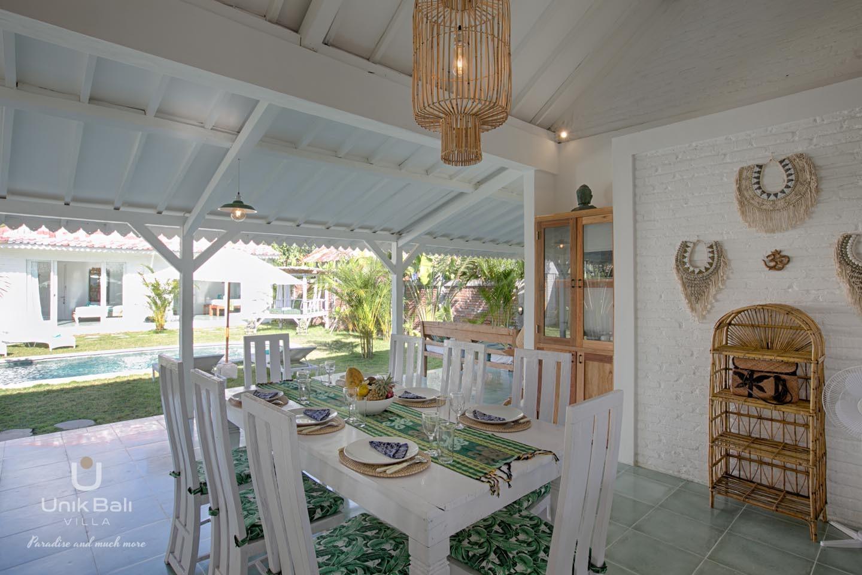 Unik Bali Villa Casa Maiko A Vendre 11 Espace Repas View1