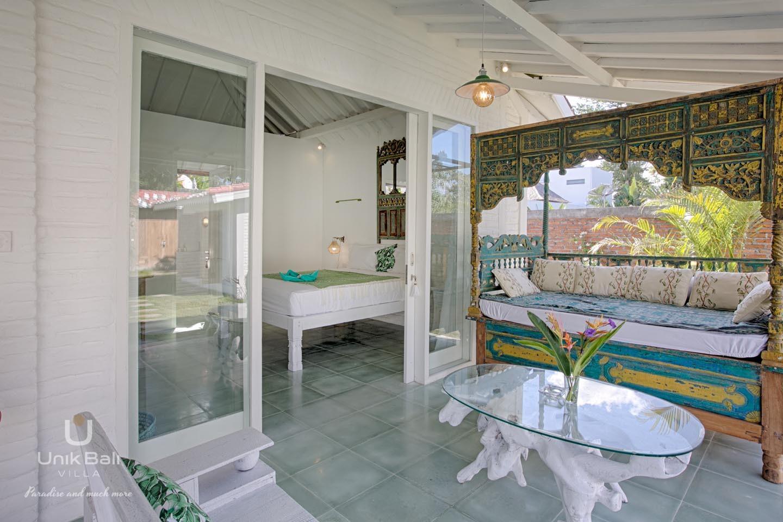 Unik Bali Villa Casa Maiko A Vendre 34 Terrasse Chambre02 View1
